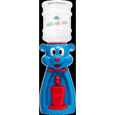 Купить Диспенсер «Мышка» (голубая с красным)