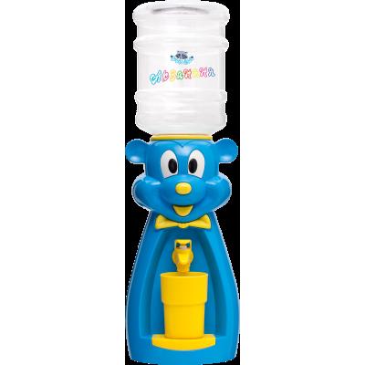 Купить Диспенсер «Мышка» (голубая с жёлтым)