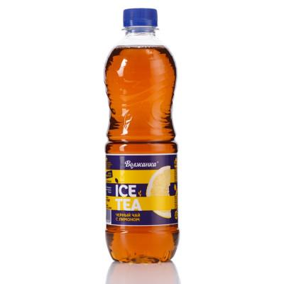 Купить Холодный черный чай с лимоном 0,5л x 12шт ПЭТ