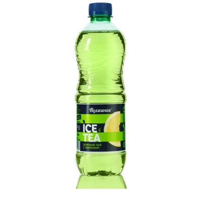 Купить Холодный зеленый чай с лимоном 0,5л x 12шт ПЭТ