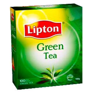 Чай Lipton Green Tea 100 пак.