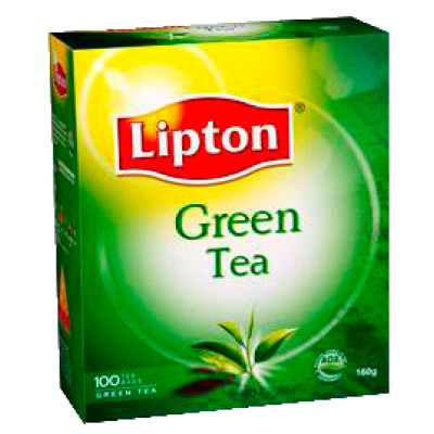Купить Чай Lipton Green Tea 100 пак.