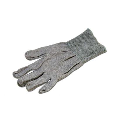 Купить Антистатические нейлоновые, вязанные защитные перчатки упаковка 10 пар