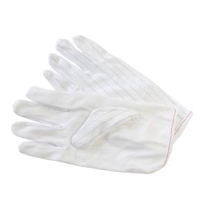 Защитные ESD перчатки с покрытием ладони упаковка 10 пар