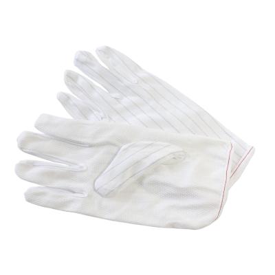 Купить Защитные ESD перчатки с покрытием ладони упаковка 10 пар